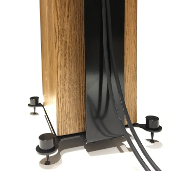 Pearl Acoustics custom Sibelius Metal Speaker Stands